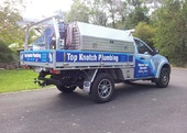 Tradies ute signs