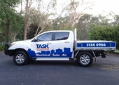 Task Industries Mazda BT50 signs